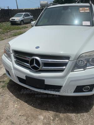Mercedes-Benz GLK-Class 2010 350 White | Cars for sale in Lagos State, Amuwo-Odofin