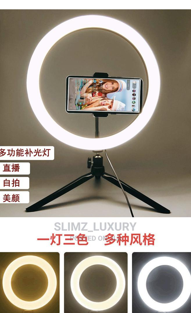 Archive: 10 Inch Table Ringlight