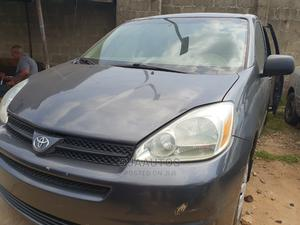 Toyota Sienna 2004 LE FWD (3.3L V6 5A) Gray | Cars for sale in Lagos State, Maryland