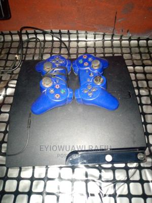 Original Double Hacked Ps3 With One Pad for Sale   Video Game Consoles for sale in Oyo State, Ibadan