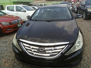 Hyundai Sonata 2012 Hybrid Black | Cars for sale in Lagos State, Ifako-Ijaiye