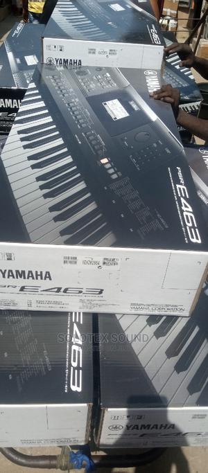PSR-E 463 Yamaha Keyboard | Musical Instruments & Gear for sale in Lagos State, Ikeja