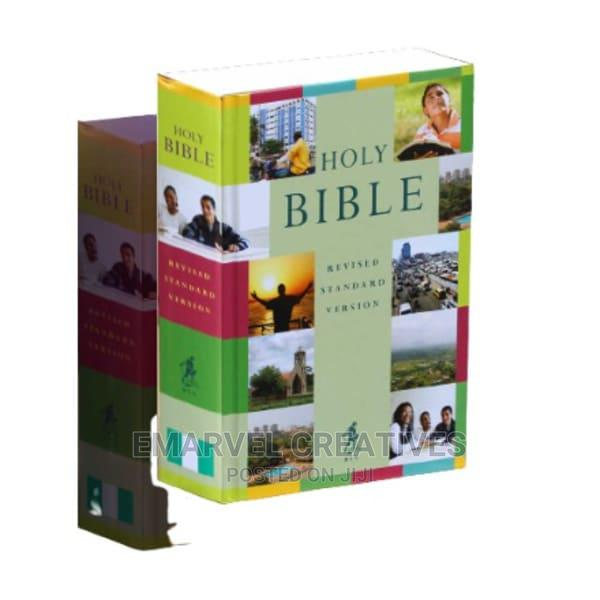 Holy Bible - Revised Standard Version