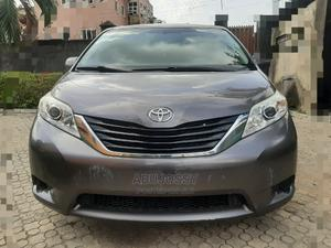 Toyota Sienna 2012 LE 8 Passenger Gray | Cars for sale in Lagos State, Ajah