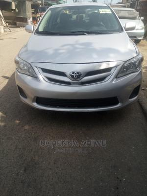 Toyota Corolla 2012 Silver | Cars for sale in Lagos State, Surulere
