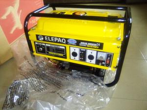 Elepaq 4.5kva Automatica Gen With Full Kits, Battery Tyre   Electrical Equipment for sale in Lagos State, Ikoyi