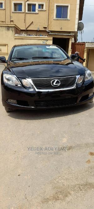 Lexus GS 2009 Black   Cars for sale in Lagos State, Ikeja