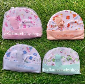 Baby Cap Set | Children's Clothing for sale in Lagos State, Surulere