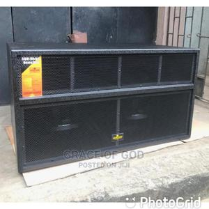 Luxury Sound Double Sub Woofer | Audio & Music Equipment for sale in Lagos State, Ikeja