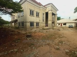 5 Bedrooms Carcas Duplex With Guest Chalet on 1800sqm | Houses & Apartments For Sale for sale in Abuja (FCT) State, Jabi
