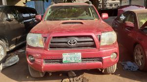 Toyota Tacoma 2006 PreRunner Access Cab Red | Cars for sale in Lagos State, Ikeja