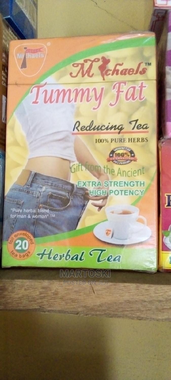 Archive: Michael's Tummy Fat Reducing Tea