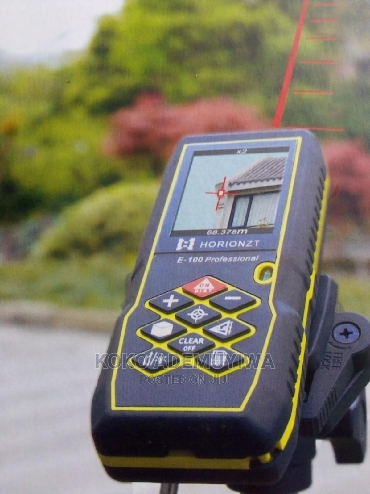 Outdoor Laser Meter With Camera + Tripod