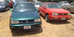 Volkswagen Golf 1999 2.0 Green | Cars for sale in Abuja (FCT) State, Kubwa