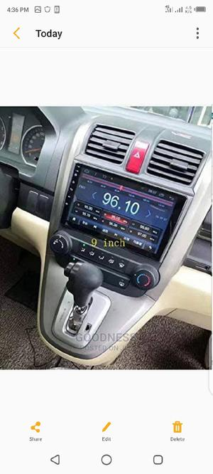Honda Crv 08 Android   Vehicle Parts & Accessories for sale in Lagos State, Ikorodu