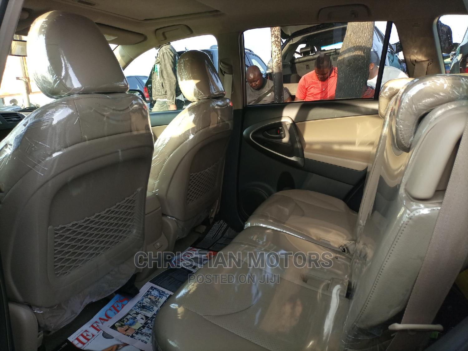 Toyota RAV4 2010 3.5 Limited 4x4 Gold | Cars for sale in Apapa, Lagos State, Nigeria