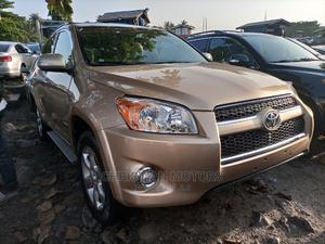 Toyota RAV4 2010 3.5 Limited 4x4 Gold | Cars for sale in Lagos State, Apapa