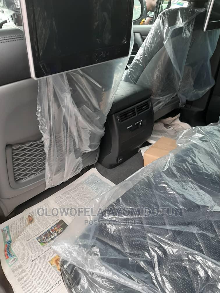 New Toyota Land Cruiser 2020 5.7 V8 EXR Black   Cars for sale in Lekki, Lagos State, Nigeria