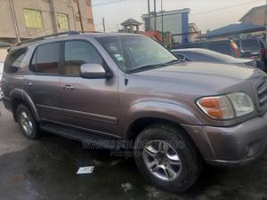 Toyota Sequoia 2003 Gray   Cars for sale in Lagos State, Ifako-Ijaiye