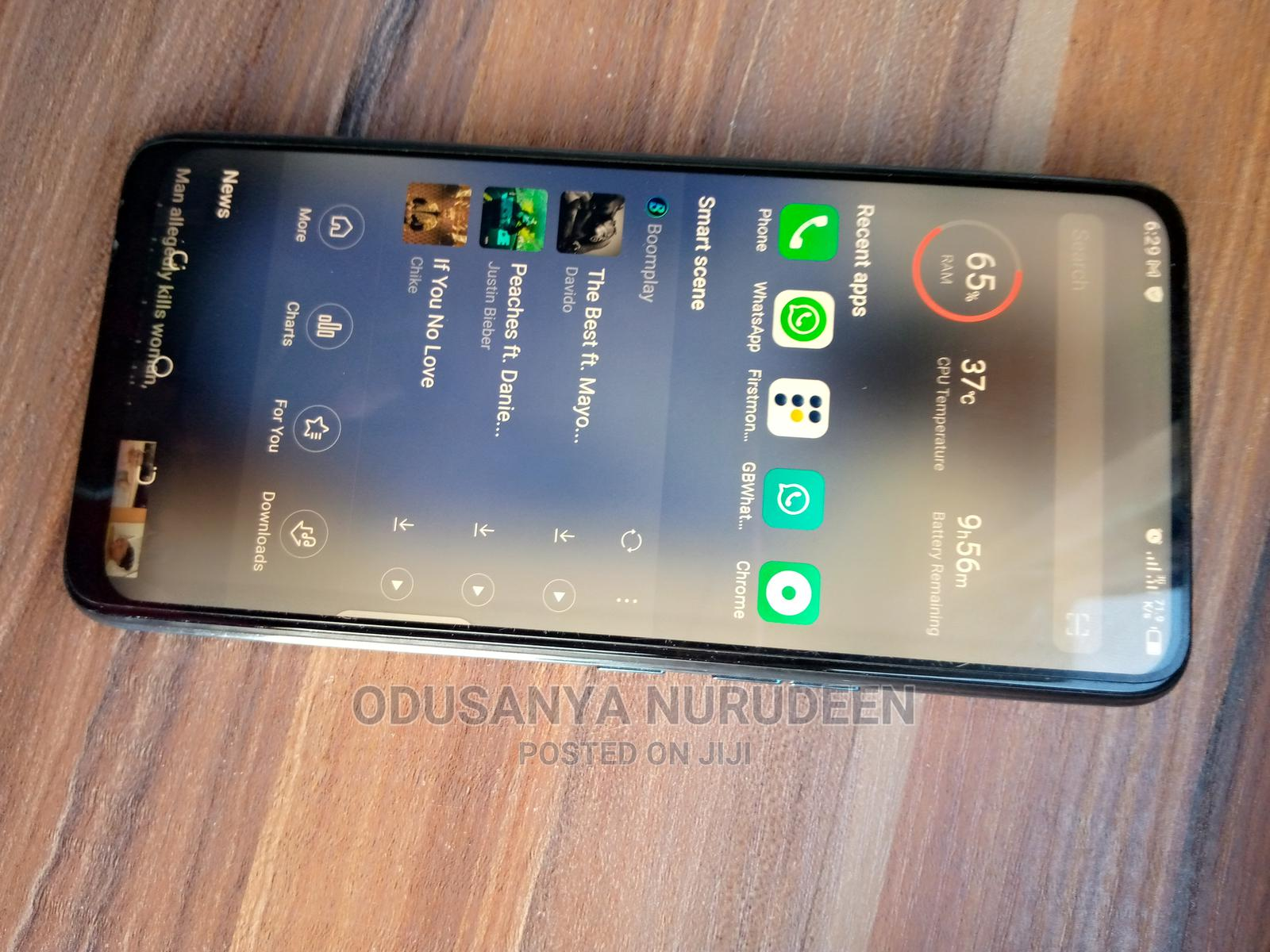 Tecno Camon 15 Premier 128 GB White | Mobile Phones for sale in Ibeju, Lagos State, Nigeria
