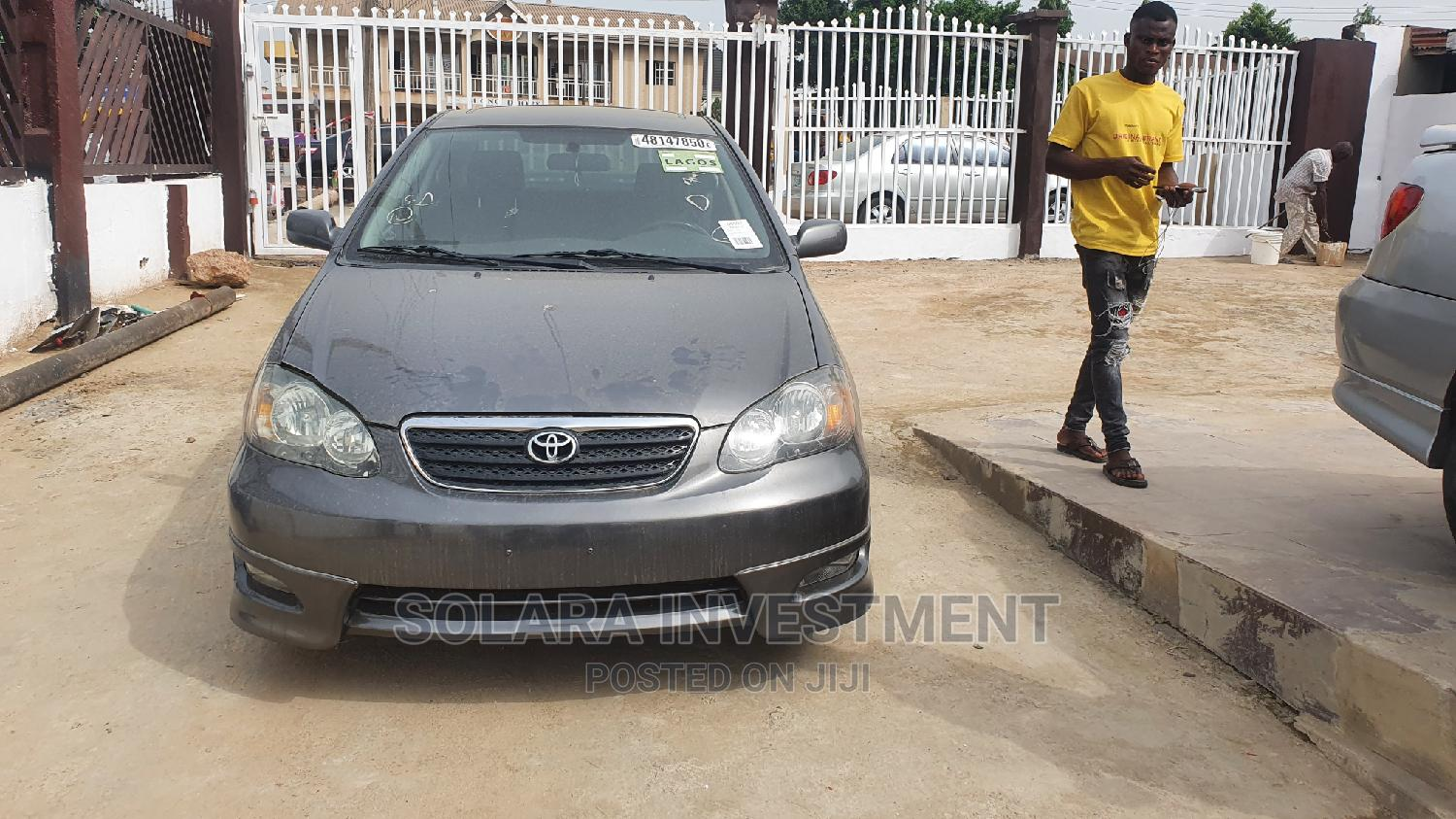 Toyota Corolla 2006 LE Gray | Cars for sale in Ikeja, Lagos State, Nigeria