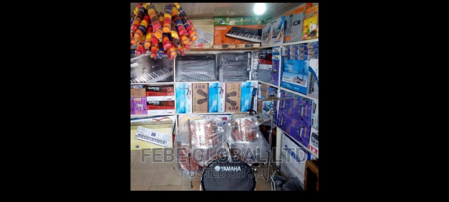 All Types of Musical Instruments | Musical Instruments & Gear for sale in Ojo, Lagos State, Nigeria