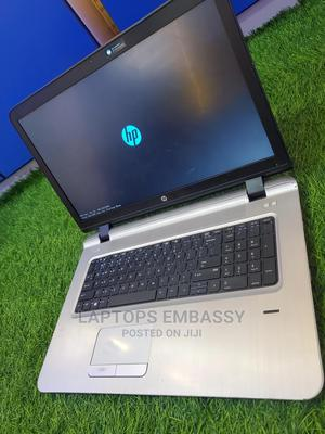 Laptop HP ProBook 470 G3 8GB Intel Core I7 HDD 500GB | Laptops & Computers for sale in Lagos State, Lekki