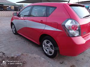 Pontiac Vibe 2010 1.8L Red | Cars for sale in Lagos State, Alimosho