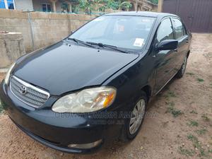 Toyota Corolla 2003 Sedan Automatic Black | Cars for sale in Ondo State, Ikare Akoko