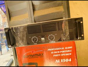 Sonymax 5000 Power Amplifier   Audio & Music Equipment for sale in Lagos State, Ojo