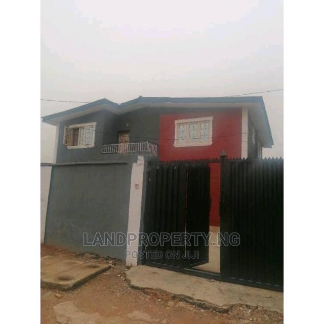 4 Bedroom Detached Duplex for Sale Off Ogba Busstop, Ogba