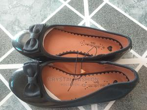 Unique Black Baby Girl Flat Shoe | Children's Shoes for sale in Lagos State, Isolo