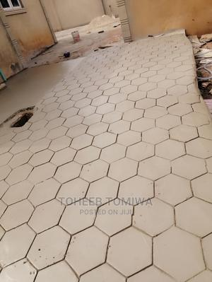 Concrete Floor Stamp | Building & Trades Services for sale in Lagos State, Ajah