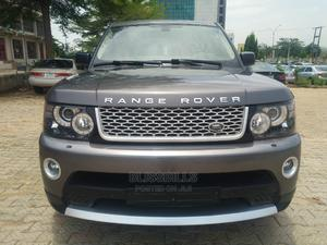 Land Rover Range Rover Sport 2012 HSE 4x4 (5.0L 8cyl 6A) Gray | Cars for sale in Abuja (FCT) State, Central Business Dis