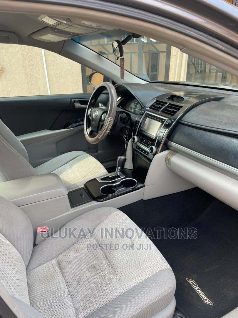 Toyota Camry 2013 Gray | Cars for sale in Ijebu Ode, Ogun State, Nigeria