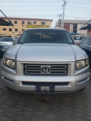 Honda Ridgeline 2008 Gray   Cars for sale in Lagos State, Lekki