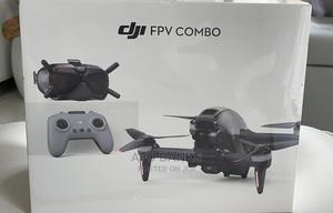DJI Fpv Drone Combo-Best Price Ever (1 Week Old)   Photo & Video Cameras for sale in Lagos State, Lekki