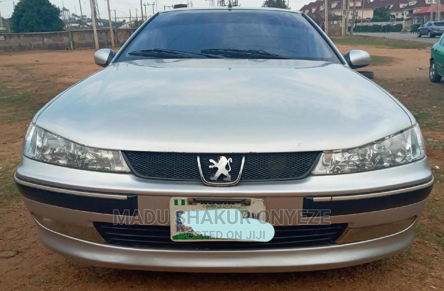 Archive: Peugeot 406 2004 2.0 HDi ST Silver