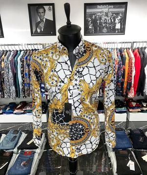 High Quality Versace Shirt   Clothing for sale in Lagos State, Surulere