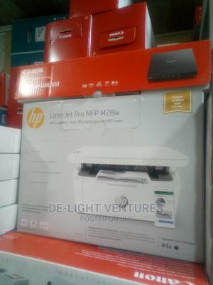 HP Laserjet Pro Mfp M28w Printer | Printers & Scanners for sale in Lagos State, Ikeja