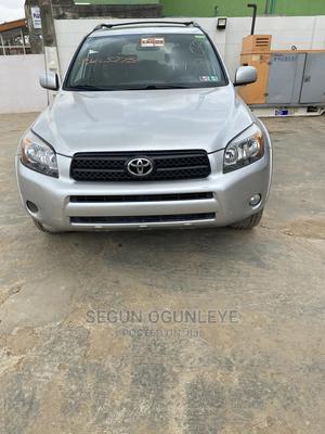 Toyota RAV4 2007 Sport 4x4 Silver | Cars for sale in Lagos State, Ojodu
