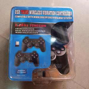 PC Wireless Twin Controller (2pcs) | Video Game Consoles for sale in Lagos State, Ikeja
