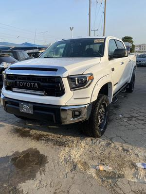 Toyota Tundra 2017 White   Cars for sale in Lagos State, Lekki