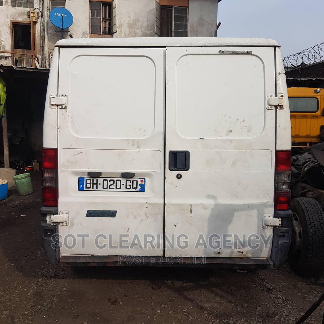 Fiat Ducato 2000 White   Buses & Microbuses for sale in Isolo, Lagos State, Nigeria