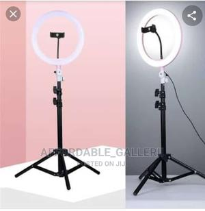 10 Inches Ring Light | Accessories & Supplies for Electronics for sale in Lagos State, Ifako-Ijaiye