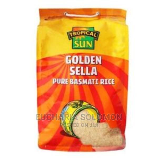 Archive: Tropical Sun Basmati Rice 5kg