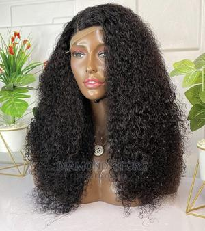 18 Inches Pixie Curls Full Closure Wig   Hair Beauty for sale in Lagos State, Ojo