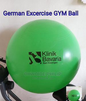 German Exercise GYM Yoga Swiss Ball Fitness   Sports Equipment for sale in Lagos State, Abule Egba