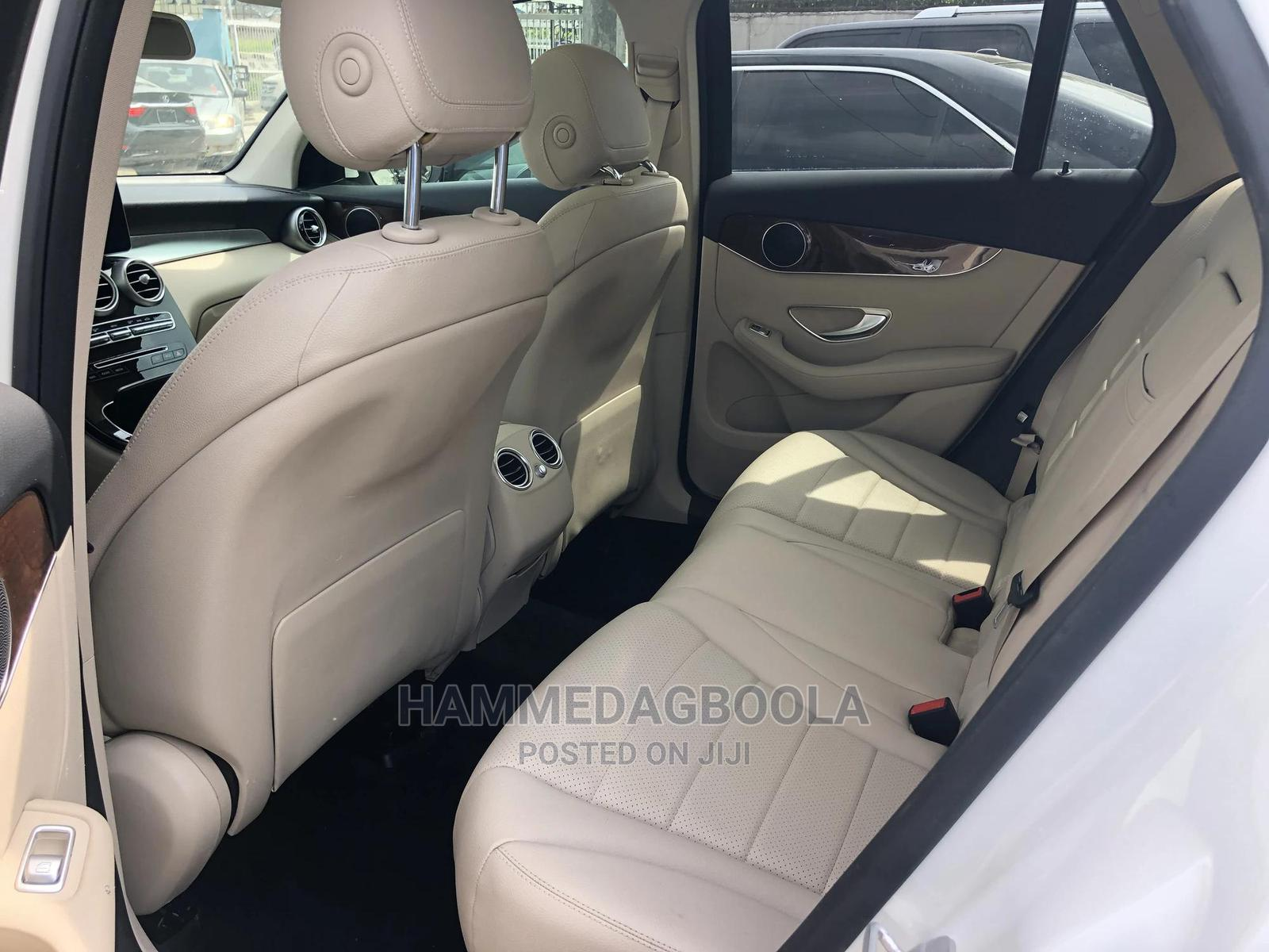 Mercedes-Benz GLC-Class 2016 White | Cars for sale in Ikeja, Lagos State, Nigeria