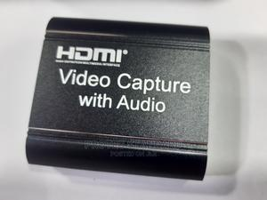 Hdmi Capture Card 3.0 With Audio | Computer Accessories  for sale in Lagos State, Ikeja